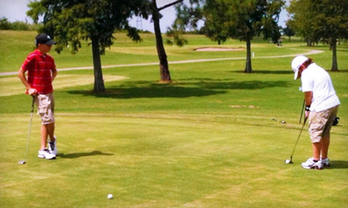 Bayou Barriere Golf Club - Belle Chasse: 18-Hole Golf Outing for Two or Four, or One-Year Players Club Card at Bayou Barriere Golf Club in Belle Chasse (Up to 64% Off)
