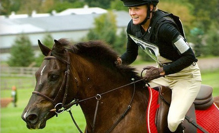 60-Minute Group Lesson (a $45 value) - Myrddin Equestrian Centre in Georgetown
