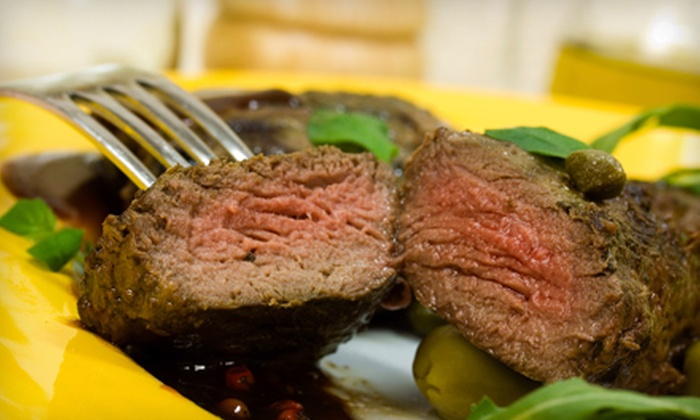 The Brick House - Butler: $20 for $40 Worth of Eclectic International Fare at The Brick House in Butler