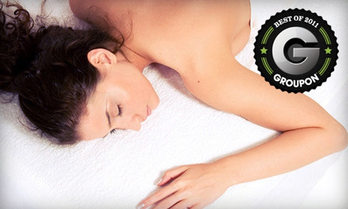 Contour Massage - Clifton Park: 60-Minute Swedish, 90-Minute Warm-Bamboo, or 90-Minute Hot-Stone Massage at Contour Massage in Clifton Park (Half Off)