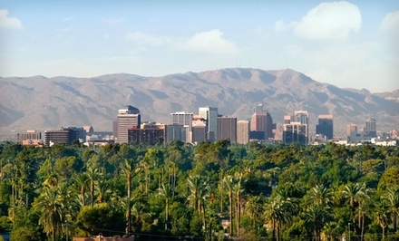 Groupon Deal: One-Night Stay at Holiday Inn North Phoenix in Phoenix, AZ