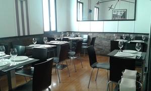 Creperie Sandoval: Menú para 2 o 4 personas con crepe salada, crepe dulce y bebida desde 16,95€ en Creperie Sandoval