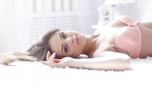 London Reign: $18 for Boudoir Photo Shoot with Makeup and Hair Style ($340 value)