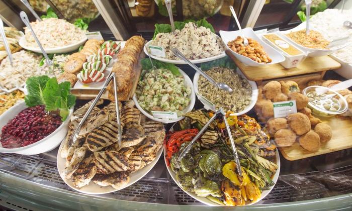Treasure Island Foods  - Multiple Locations: Groceries or Catering at Treasure Island Foods (Up to 30% Off)