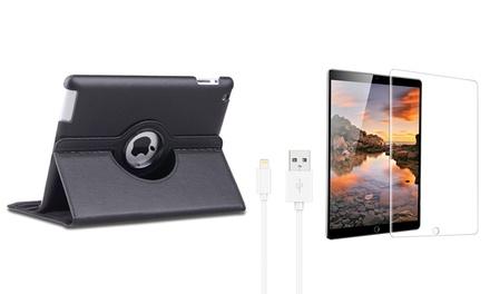 "Apachie iPad Accessories Pack for iPad 234, Air 1 or 2, Pro 9.7"", Mini or Mini 2"