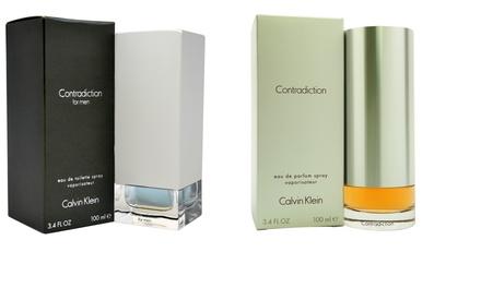 Calvin Klein Contradiction for Women or Men; 3.4 Fl. Oz.