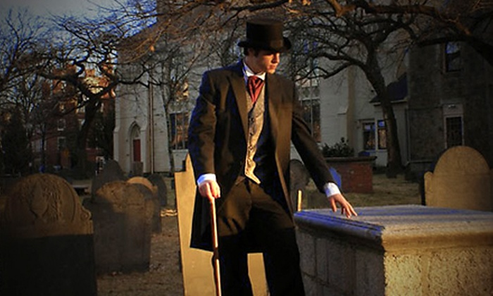 Cambridge Historical Tours - Harvard Square: $15 for $30 Toward Harvard Square Ghost Tours