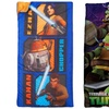Star Wars Rebels or TMNT Slumber Bag with Carry Bag