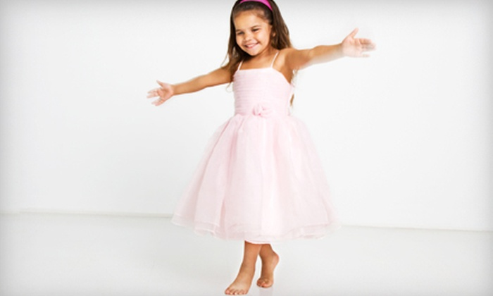 East Side Dance - Upper East Side: 5 or 10 Kids' Dance Classes at East Side Dance (Up to 60% Off)