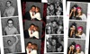Doris Photography: Three- or Five-Hour Photo-Booth Rental from Doris Photography (Up to 55% Off)
