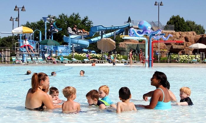Sea Lion Aquatic Park - Lisle: Water-Park Visit for Two or Four at Sea Lion Aquatic Park (50% Off)