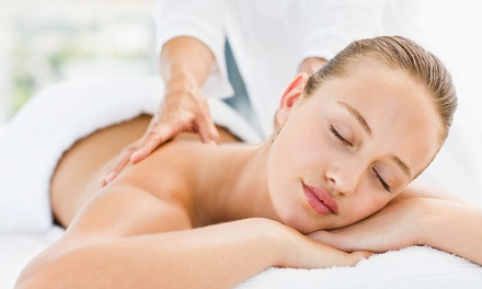 Up to 50% Off Deep-Tissue Massage
