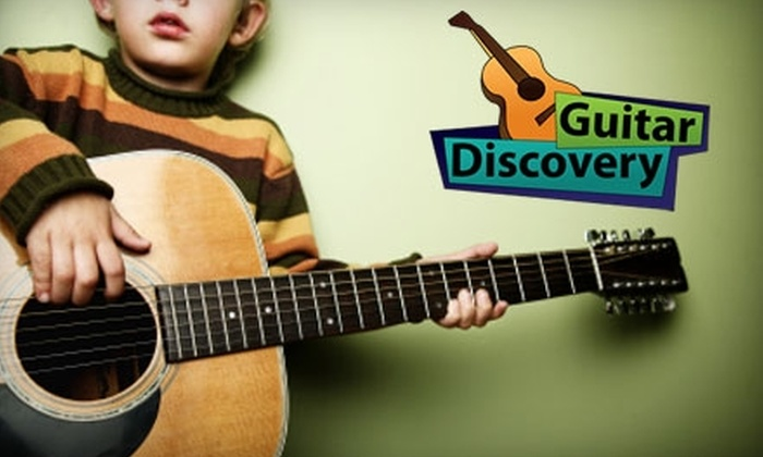 Dietze Music - Lincoln: $14 for a Four-Week Guitar Discovery Class at Dietze Music ($29.95 Value)