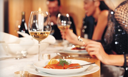 3-Course Rip It Up Dinner and Collage Class (a $40 value) - Occasions Divine in Indianapolis