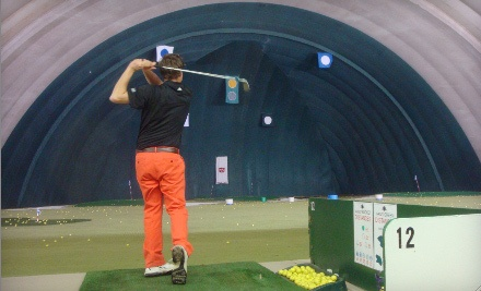 Golf Simulator For Sale >> The Golf Dome in Chagrin Falls, Ohio | Groupon