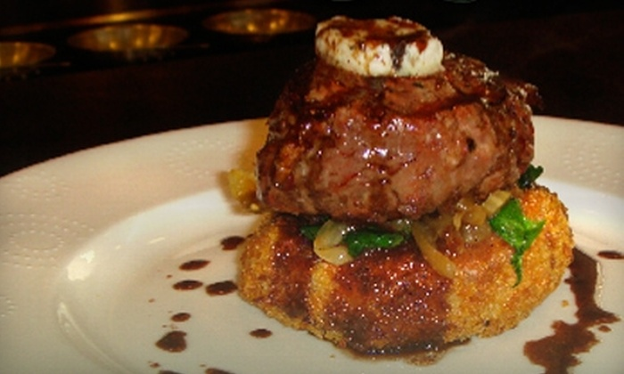 Gracie's Place - Williamston: $20 for $40 Worth of Contemporary American Cuisine and Drinks at Gracie's Place