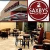 Half Off at Saxbys Coffee