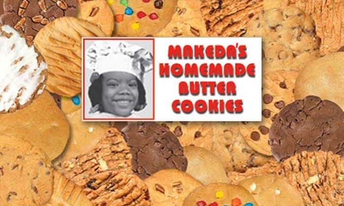 Makedas Homemade Cookies - New Pathways: $8 for a Baker's Dozen of Cookies at Makeda's Homemade Butter Cookies
