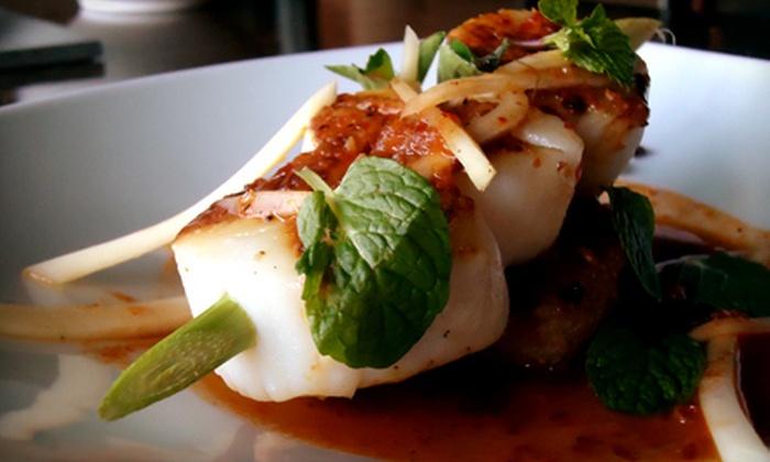 Zaafaran - Juneau Town: Thai and Indian Fare for Dinner or Lunch at Zaafaran