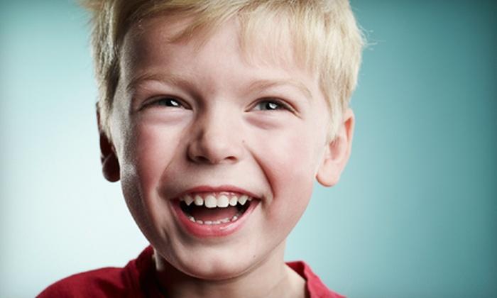 Kidzone Dental - Missouri City: $69 for a Children's Dental Package at Kidzone in Missouri City ($315 Value)