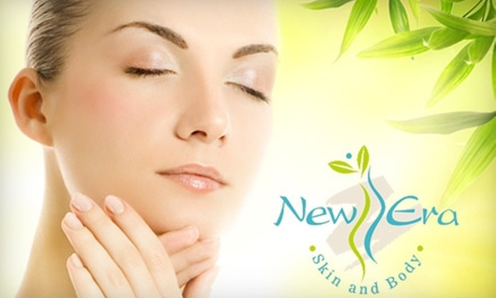 New Era Skin and Body - Cary: $29 for a One-Hour Customized Facial at New Era Skin and Body (Up to $70 Value)