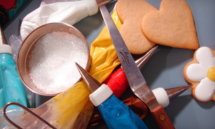 Choc-Oh-Lot Plus - Bay Ridge & Fort Hamilton: $15 for a Two-Hour Cookie-Decorating Class at Choc-Oh-Lot Plus in Brooklyn ($30 Value)