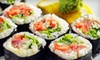 Up to 51% Off Meal for Two at Sushi House