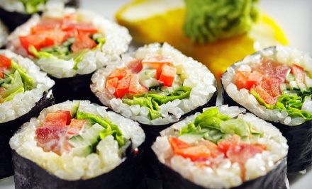 Classic Sushi Meal for 2 - Sushi House in Indianapolis