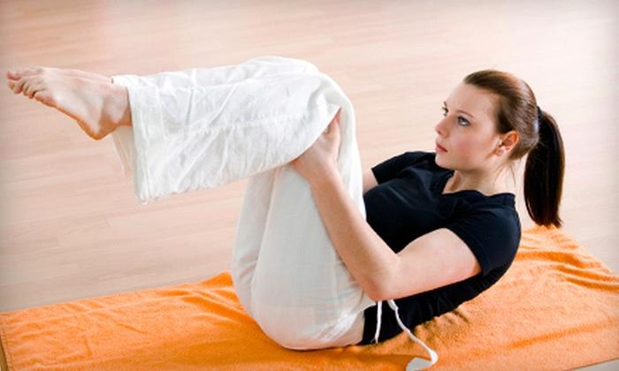 Mudita Yoga - East Millcreek: 5 or 10 Yoga Classes at Mudita Yoga (Up to 61% Off)