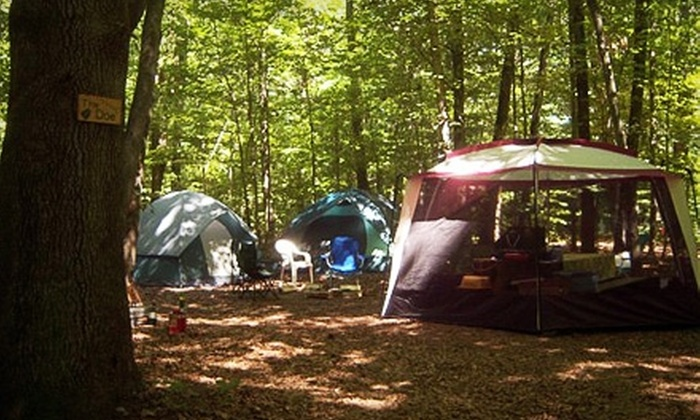 Rose's Retreat - Columbia: $18 for a Two-Day Tent-Campsite Rental for One Tent at Rose's Retreat ($36 Value)