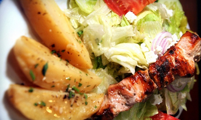 Roditys Restaurant - West Loop: $20 for $40 Worth of Authentic Greek Fare and Drinks at Roditys Restaurant