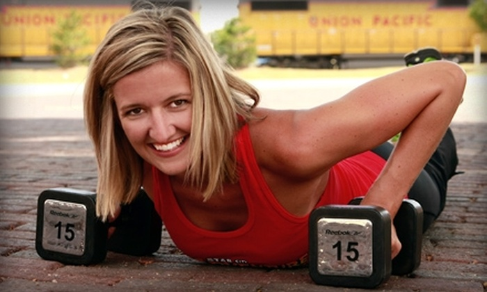 Star City Adventure Boot Camp - Lincoln: $49 for Four-Week Women's Boot Camp ($199 Value)