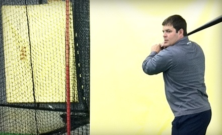Ultimate Sports Complex: 15 Minutes of Batting Cages - Ultimate Sports Complex in Hermitage