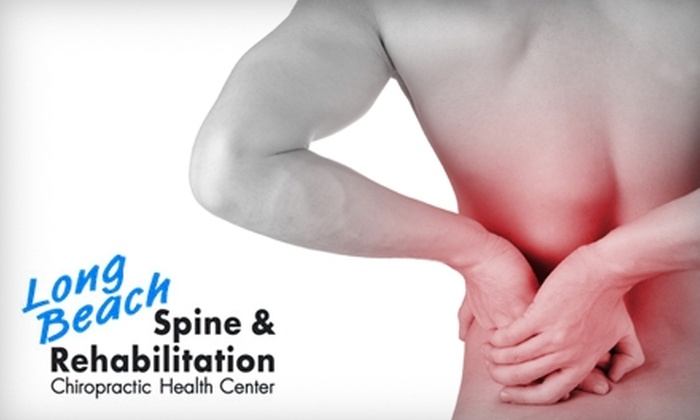 Long Beach Spine and Rehabilitation - Plaza: $49 for Exam, X-Rays, and 30-Minute Massage or Consultation and One-Hour Massage at Long Beach Spine and Rehabilitation (Up to a $415 Value)