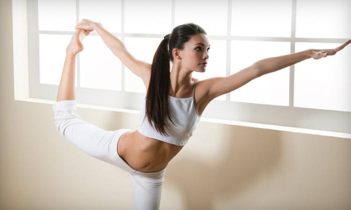 Chakra Pilates - Roseville - Fleet Ridge: 10 Yoga or 5 Pilates Classes at Chakra Pilates