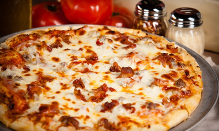 The Other Place - Multiple Locations: $12 for $25 Worth of Homemade Pizza and American Fare at The Other Place