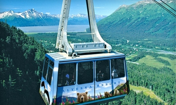 Alyeska Resort Summer