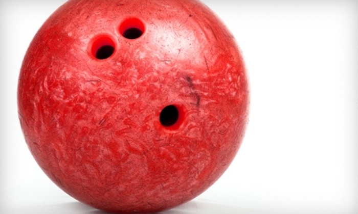 Chicagoland Bowling Proprietors Association - Multiple Locations: $6 for Two Games of Bowling and One Shoe Rental from Chicagoland Bowling Proprietors Association (Up to $12 Value)