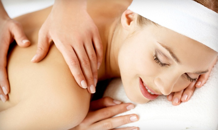 Plum Tree Salon & Spa - Roswell: Therapeutic Massage with Aromatherapy or Swedish Massage at Plum Tree Salon & Spa in Roswell