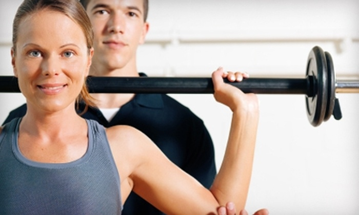 Results Personal Training - Corpus Christi: $25 for Two Months of Unlimited Personal Training from Results Personal Training ($259.95 Value)