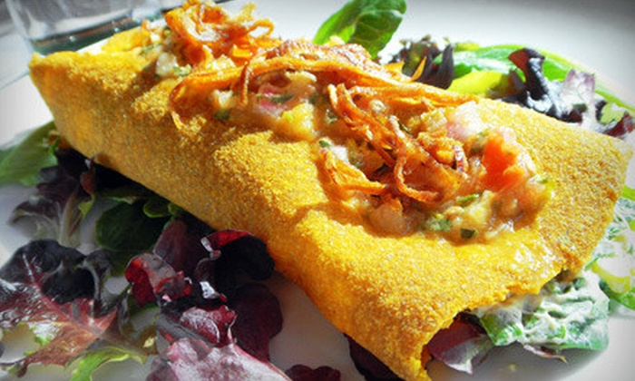 Quintessence - East Village: $20 for $40 Worth of Gourmet Organic, Raw and Vegan Cuisine at Quintessence
