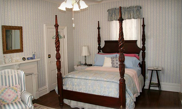 Howard House Victorian Bed & Breakfast - New Bern: $99 for a Two-Night Stay for Two at Howard House Victorian Bed & Breakfast in New Bern (Up to $278 Value)