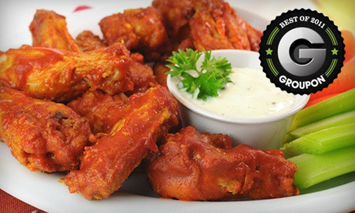 Boston Beer Garden - North Naples: $10 for $20 Worth of American Pub Fare and Drinks at Boston Beer Garden