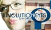 RevolutionEYES - Carmel: $60 for a Comprehensive Eye Exam and 25% Off Frames and Lenses at RevolutionEyes ($128 Value)
