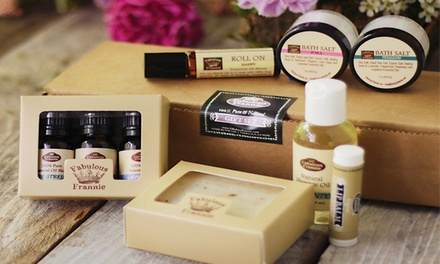 Fabulous Frannie Aromatherapy Kit