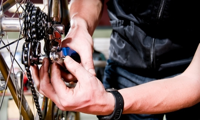 Carl Hart Bicycles - Middle Island: $30 for Basic Bicycle Tune-Up at Carl Hart Bicycles in Middle Island ($60 Value)