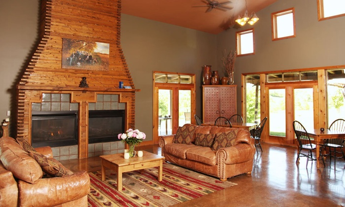 Circle S Ranch & Country Inn - Lawrence, KS: $369 for a Two-Night Stay for Two at Circle S Ranch & Country Inn in Kansas