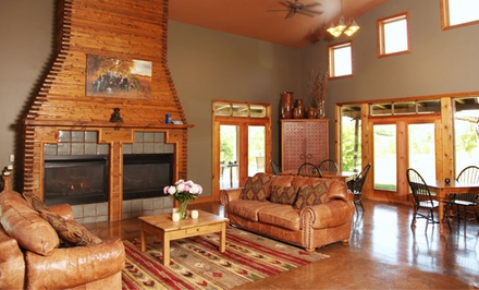 2 Night Stay Stay For Two Adults - Circle S Ranch & Country Inn in Lawrence