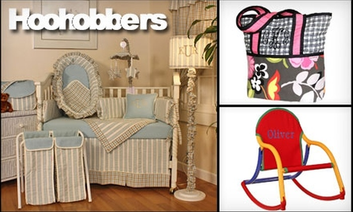 Hoohobbers: $30 for $60 Worth of Baby and Toddler Products from Hoohobbers