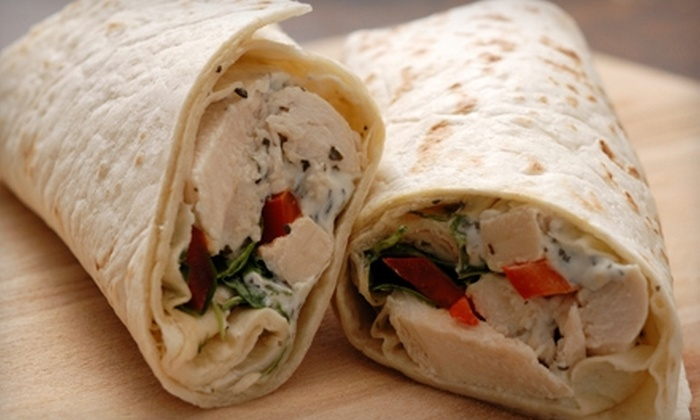 Weighlock Cafe - East Syracuse: $7 for $15 Worth of Sandwiches and Wraps at Weighlock Cafe